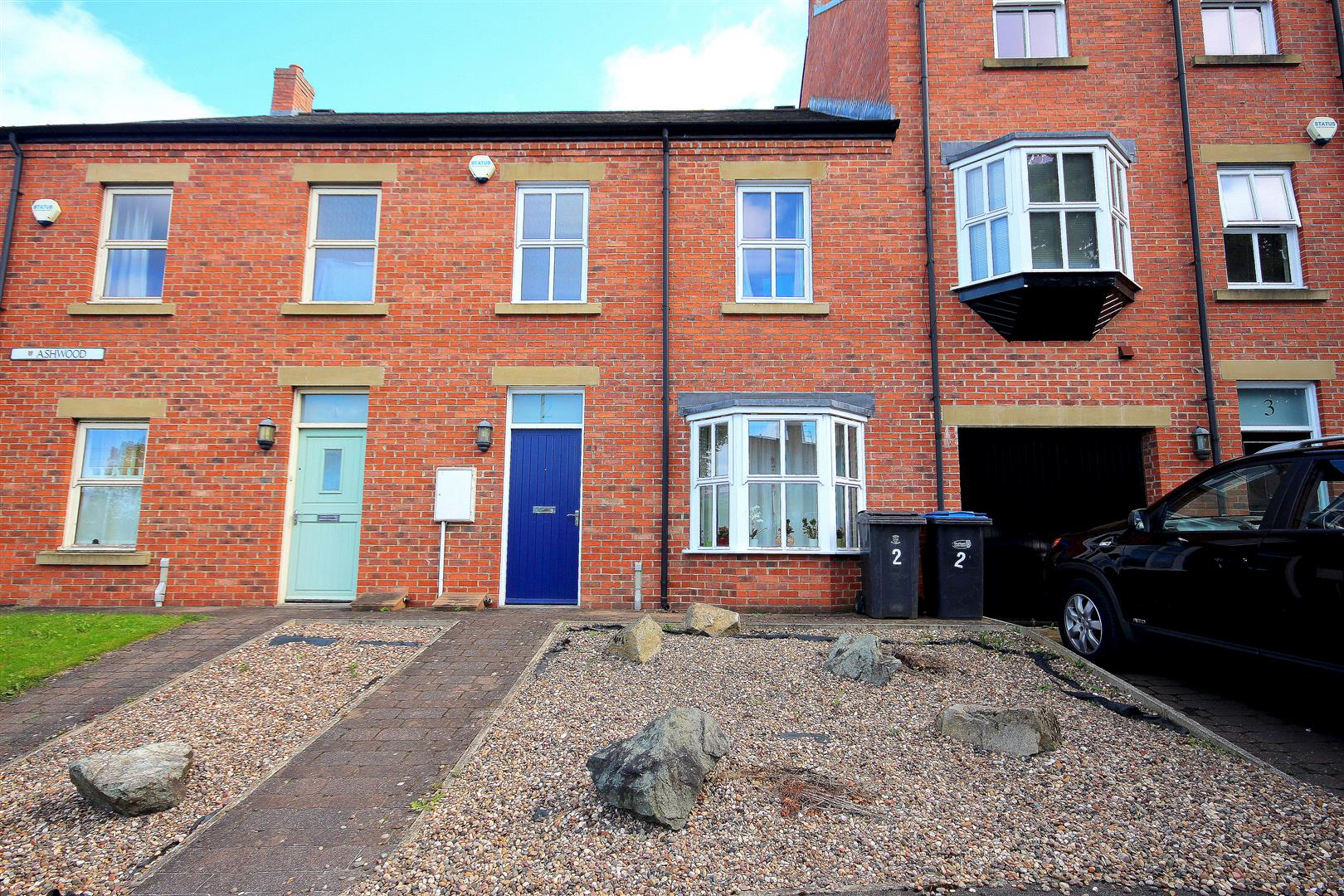 3 Bedrooms Terraced House for sale in Ashwood, Leazes Lane, Durham
